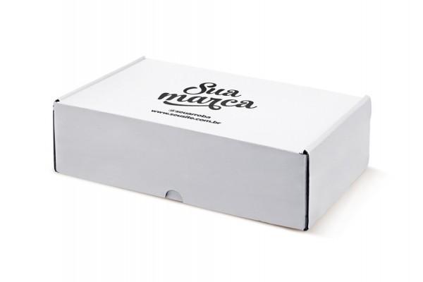 Caixa Sedex 11 - (25x15x10) Personalizada