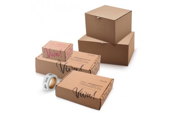 Kit Demonstração Caixas/Envelope + 1 Fita Afetiva